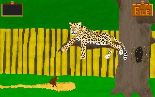 Moudrý a silný leopard pomůže Samovi na cestě za vysněným pirátstvím.